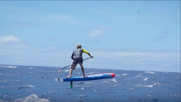 introducing the starboard hydrofoil available august
