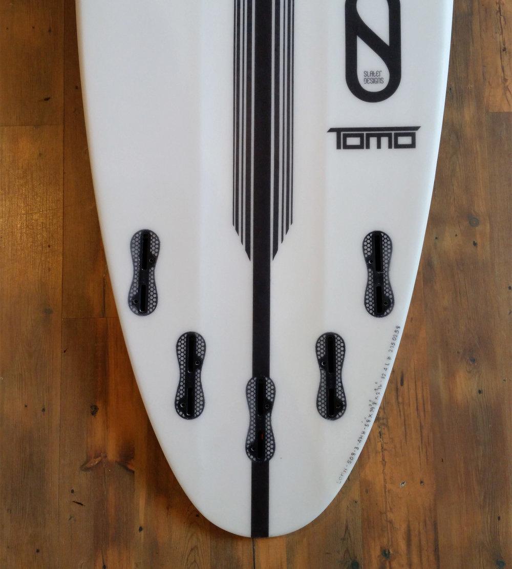 Slater Designs Omni Tail