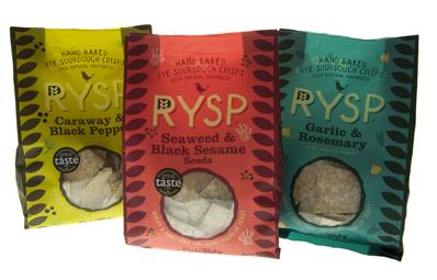 Rysp - 100% Rye Sourdough