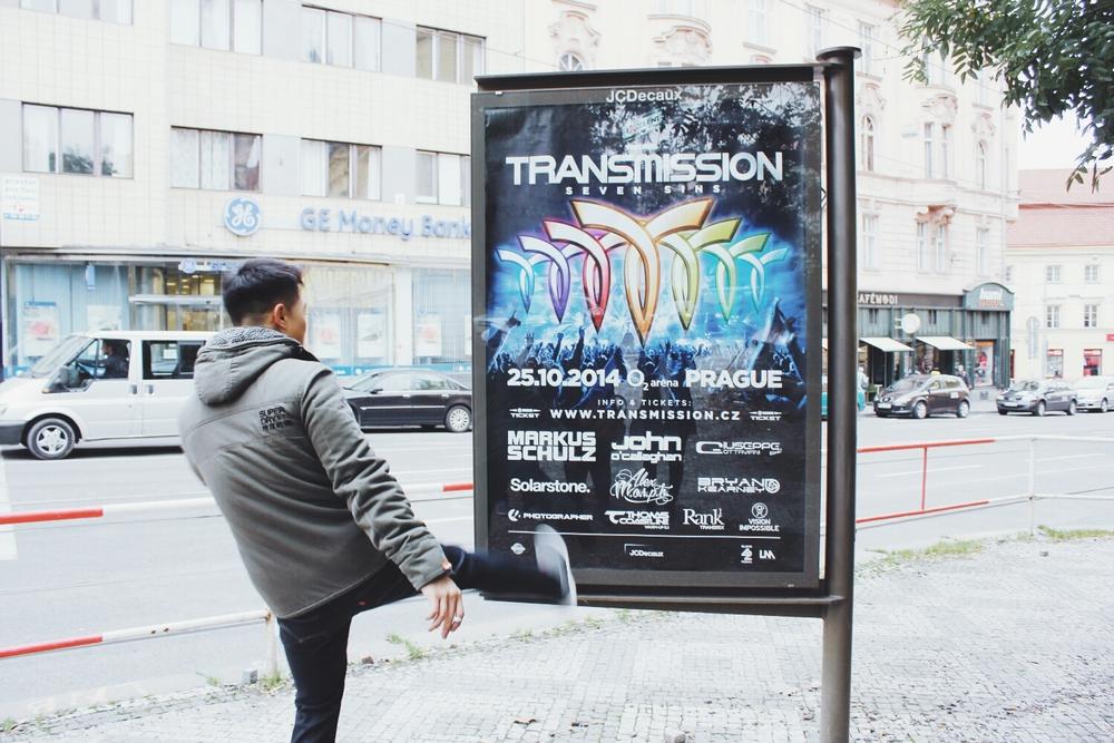 {Transmission!}