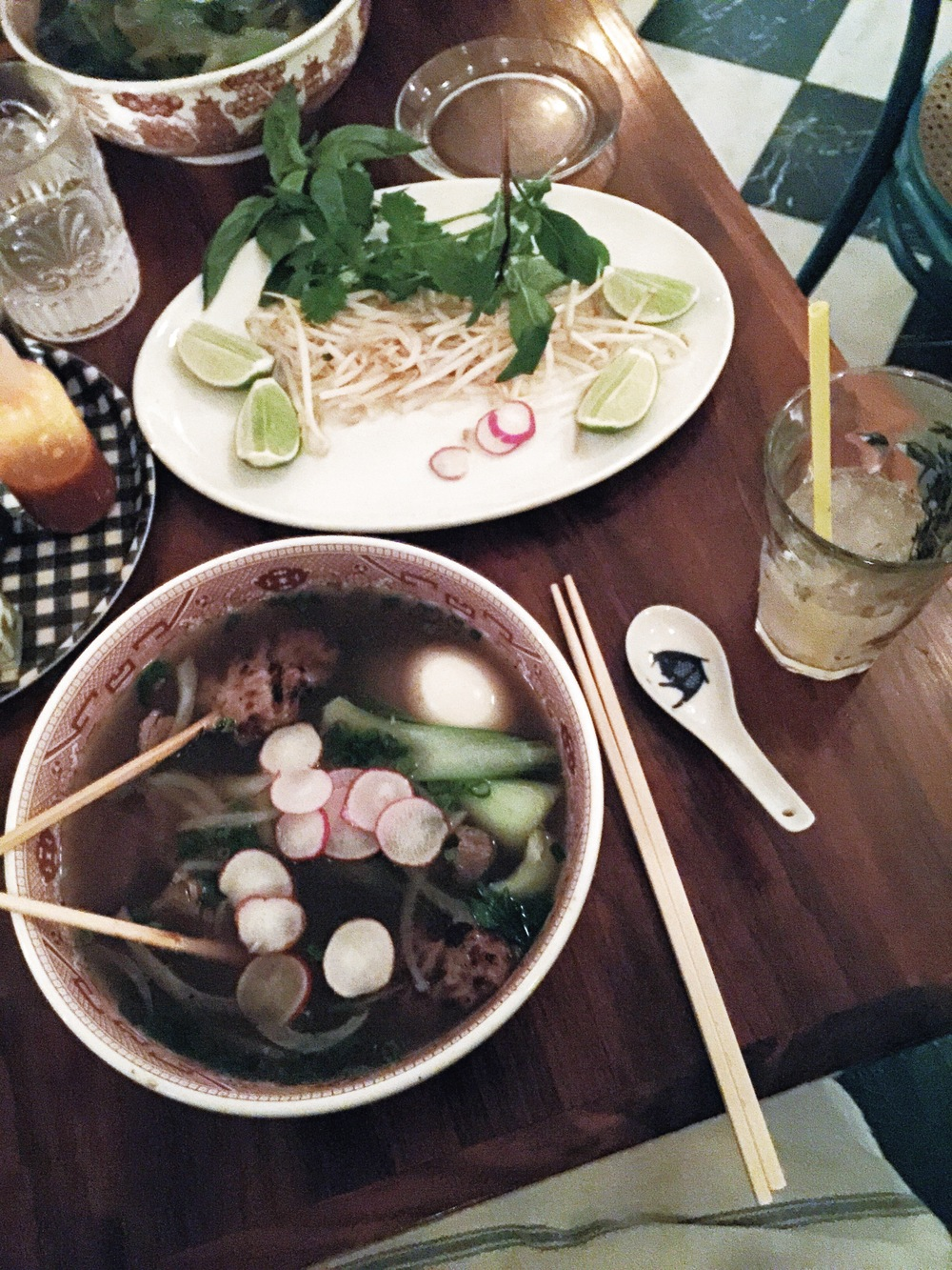 {pho! wasn't the best, but it was still filling and satisfying.}