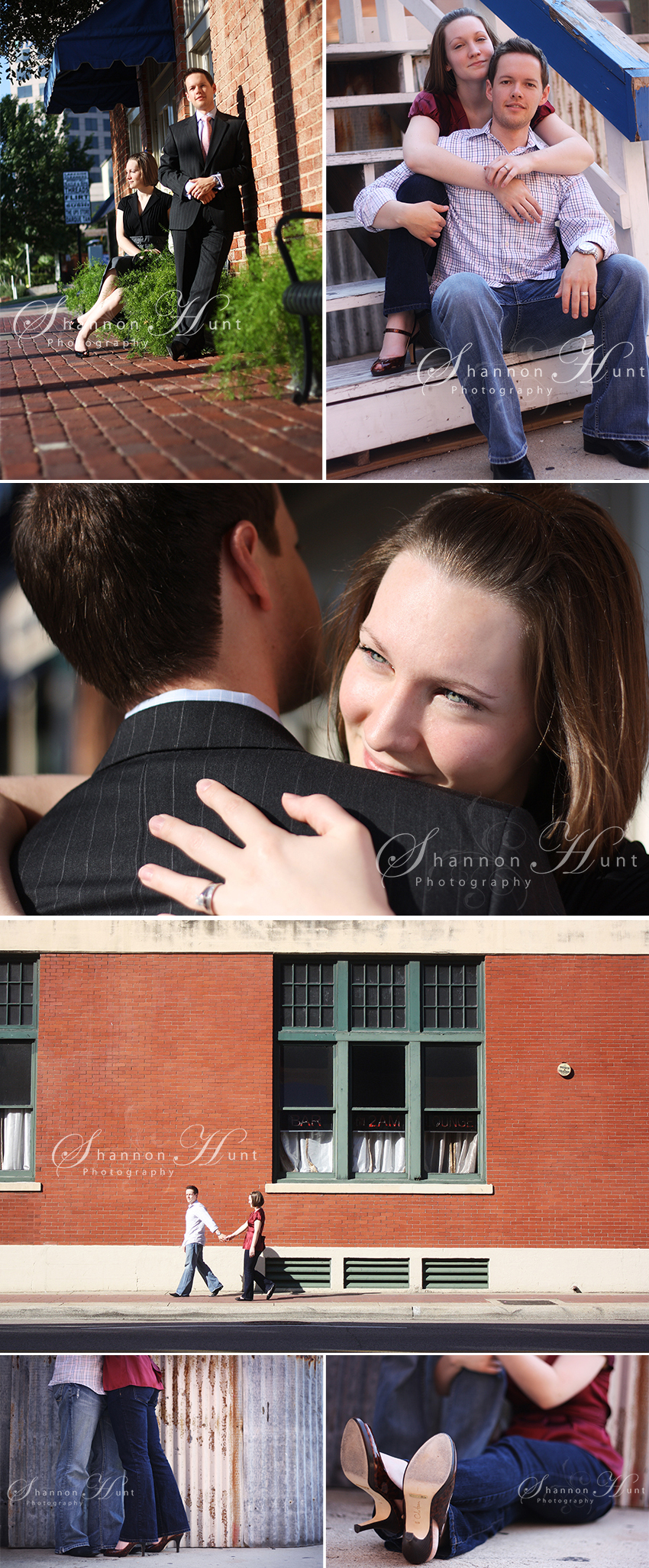 Couple by Shannon Hunt Dallas TX family photographer
