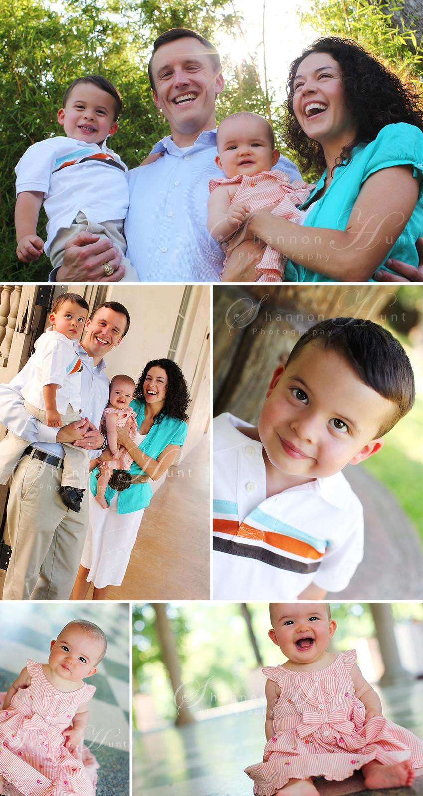 family Central Texas photography