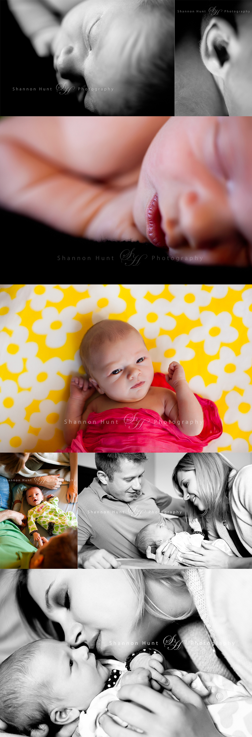 newborn and baby photography by Temple TX and Harker Heights TX photographers