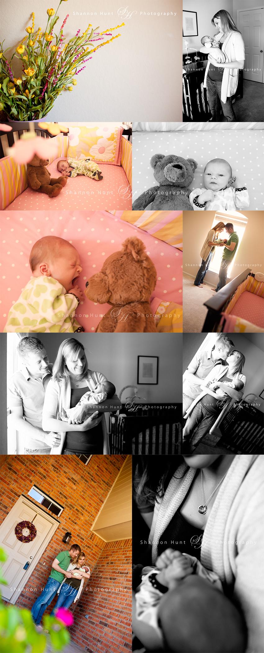 newborn photographers by Harker Heights Texas photographer