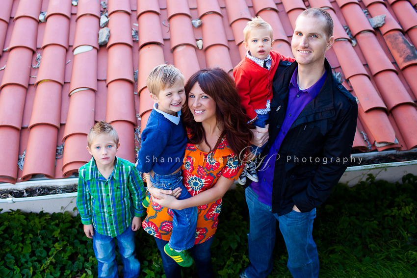 family by Salado, TX photographer