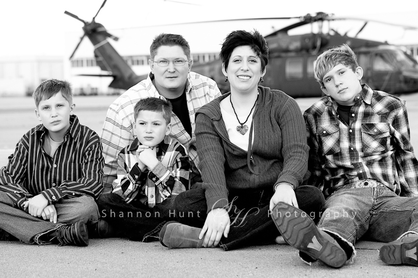 Ft Hood and Temple TX photographer