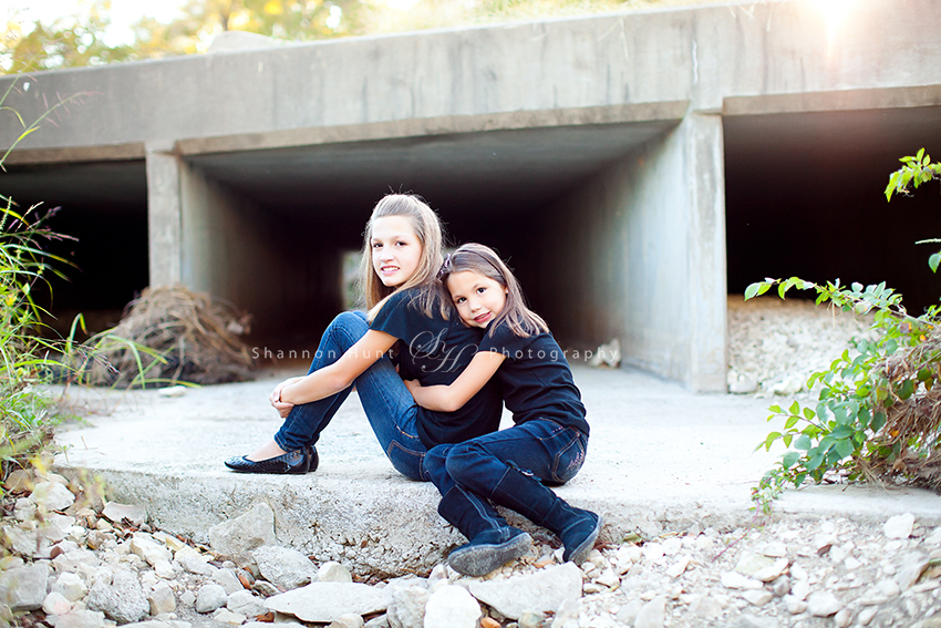 sisters by Temple, TX photographers