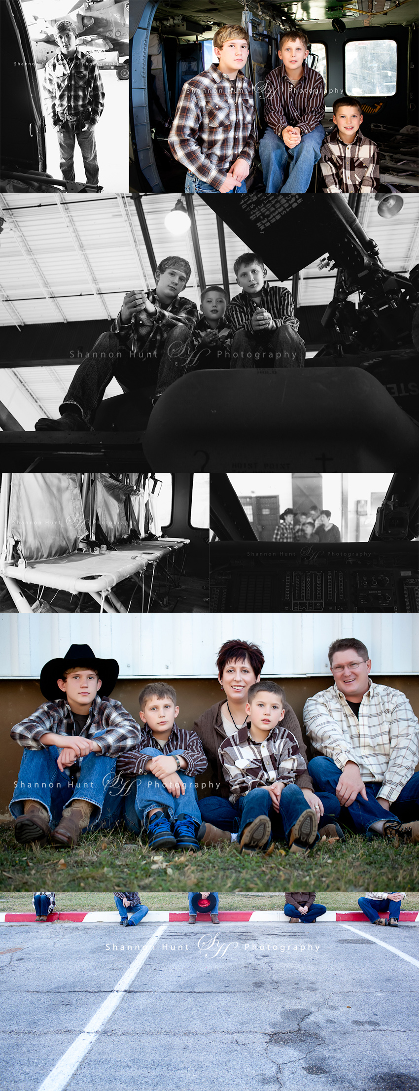 family by Harker Heights TX Photographers