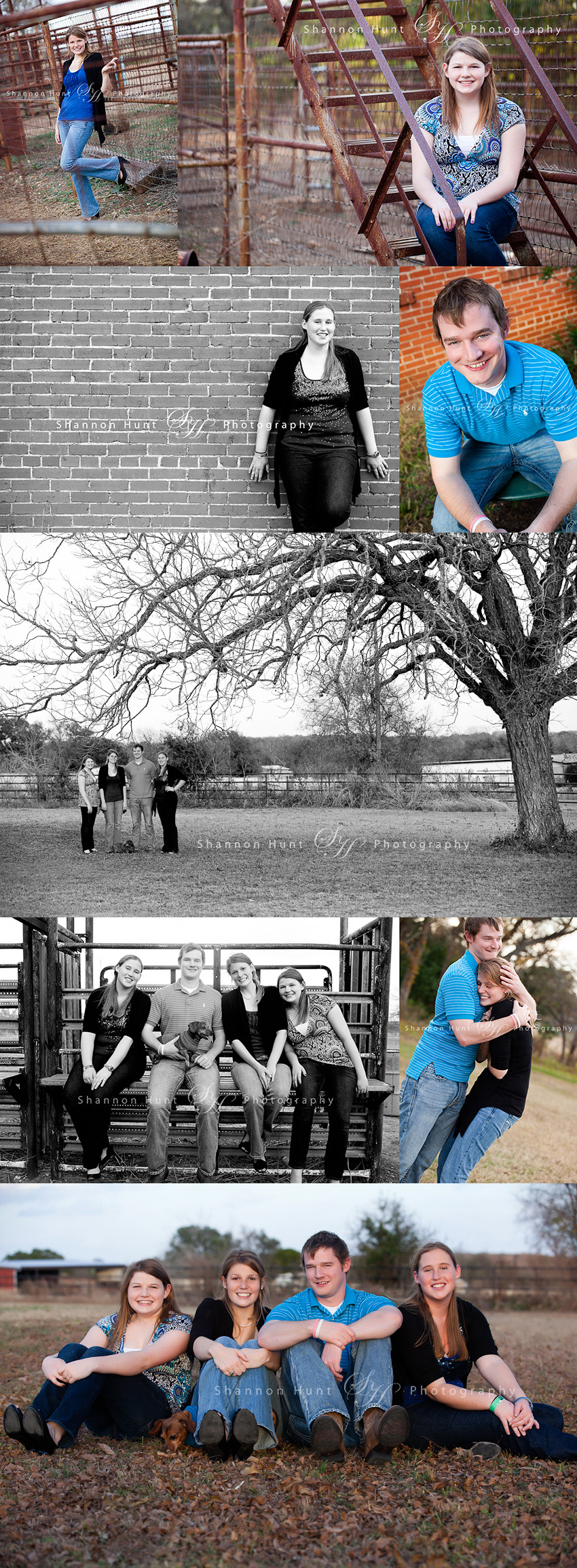 family by Belton Temple and Salado Photographers