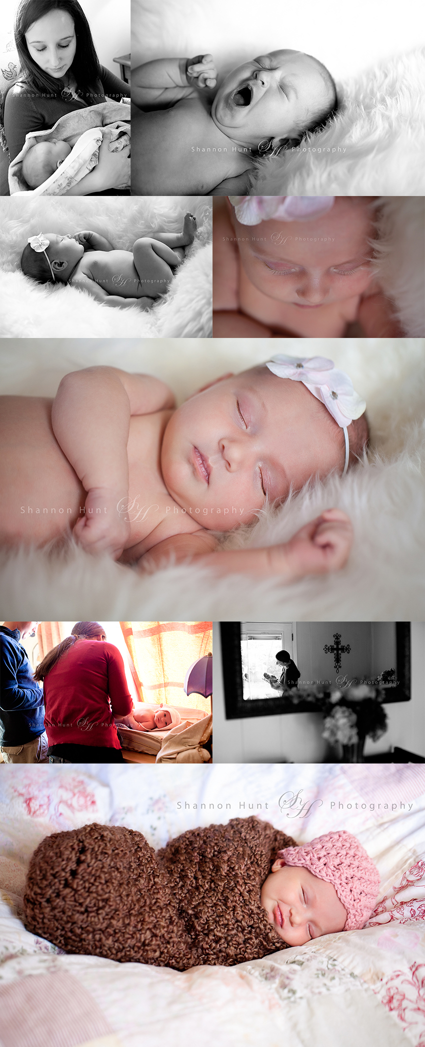 newborn by Temple Salado Belton and Harker Heights newborn baby family photographer