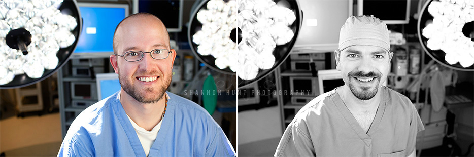 surgeons professional headshots corporate photography Temple Texas TX