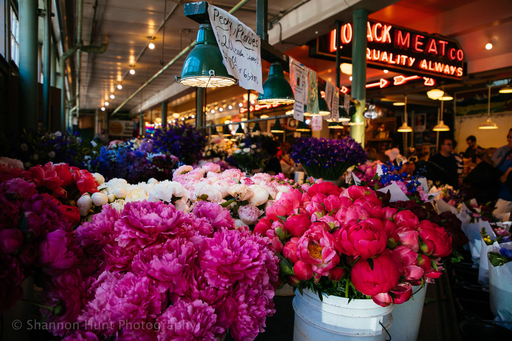 The flowers were so gorgeous and fragrant, and as you walked along you were welcomed by so many different fragrances...