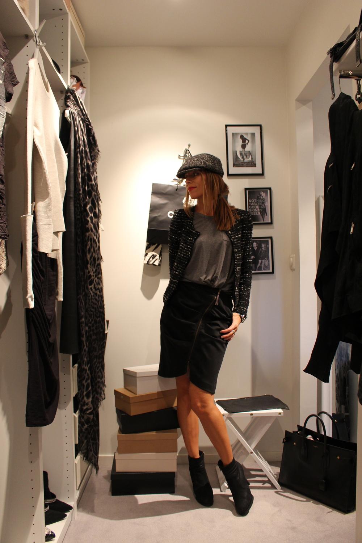 """Acne genseren alias """"Chanel bluse"""", -gone"""