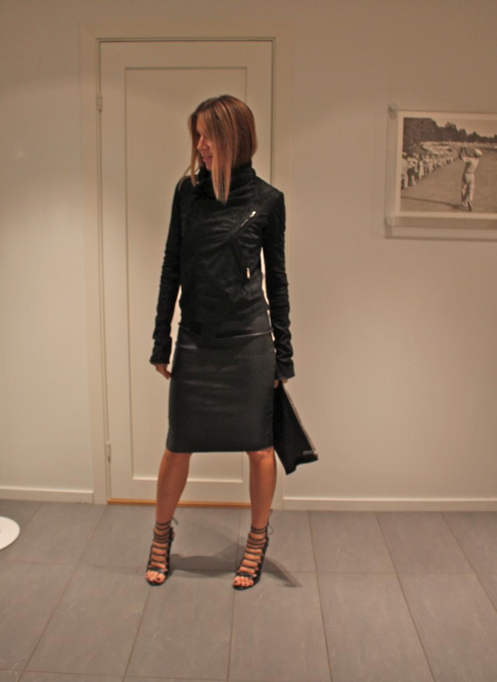 Givenchy fra Høyer Luxury (i butikk nå), i hånden