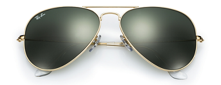 Aviator sunnies Ray Ban