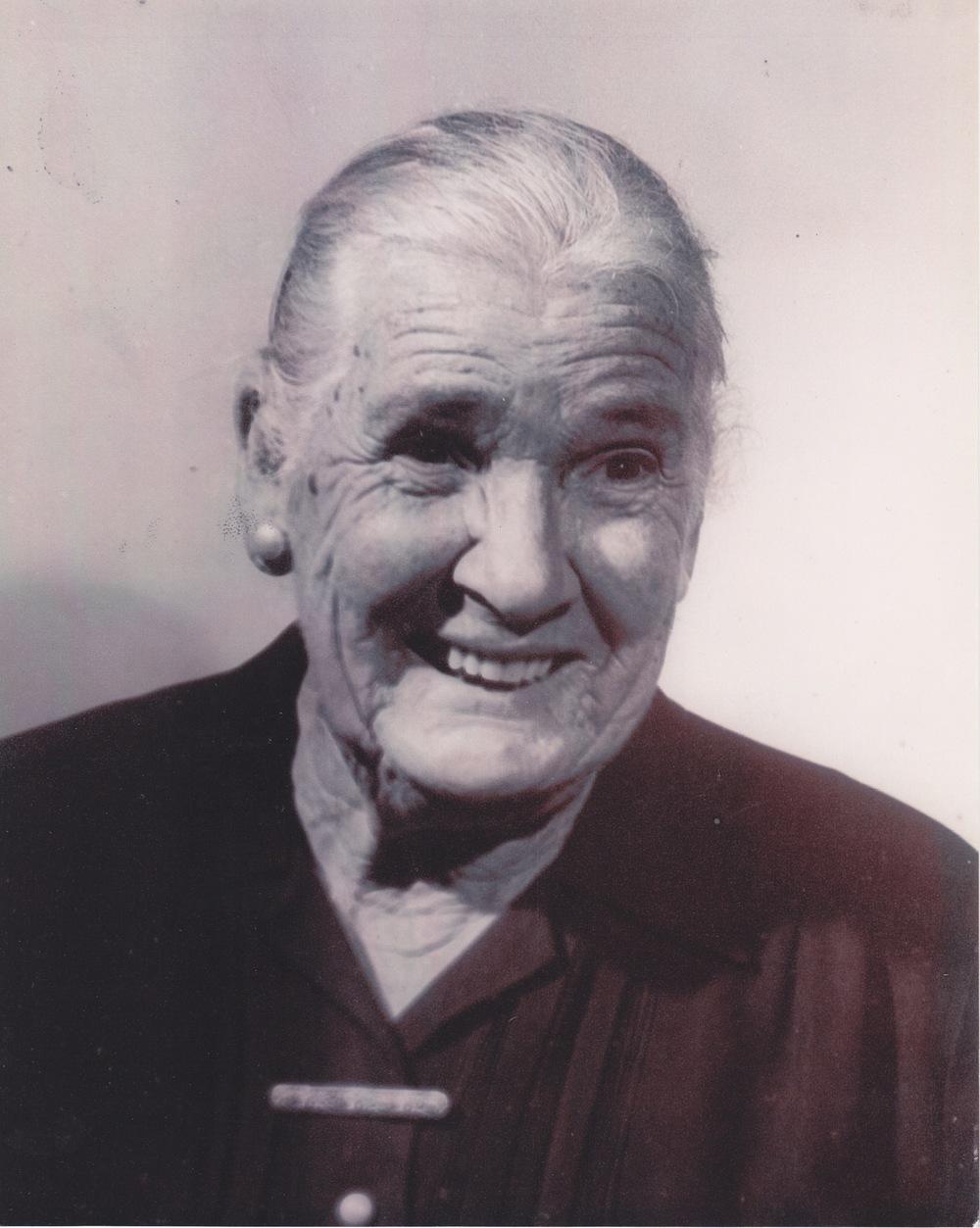 Mary Smith Jackson
