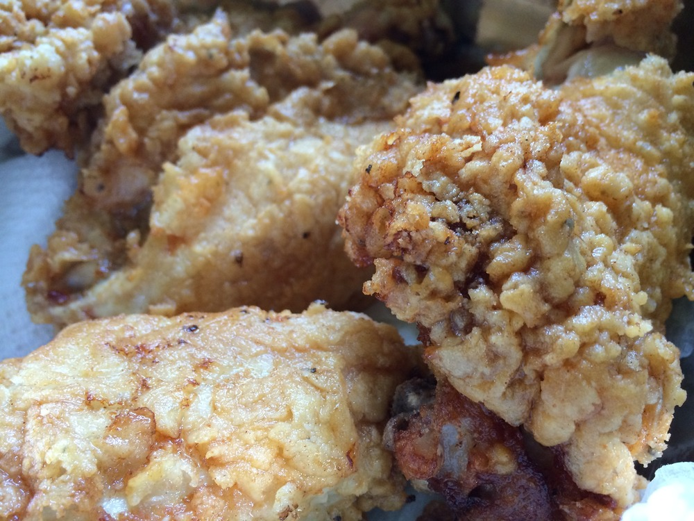 Fried Chicken...something that improves each time I make it. Does practice really make perfect?