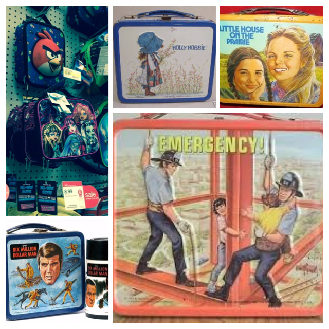 "I was a proud owner of an ""Emergency"" lunch box back in the day. Notice the choices kids have today. They are really deprived!"