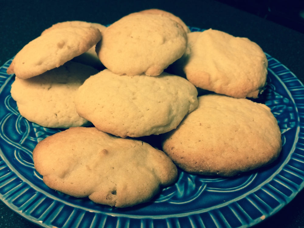 Mrs. Connor's Plain Cookies