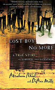 LOST BOY No more (available on Amazon.com)