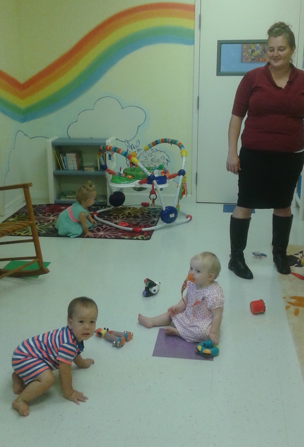 Babies at play!