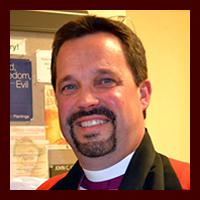 Bishop Steve Wood