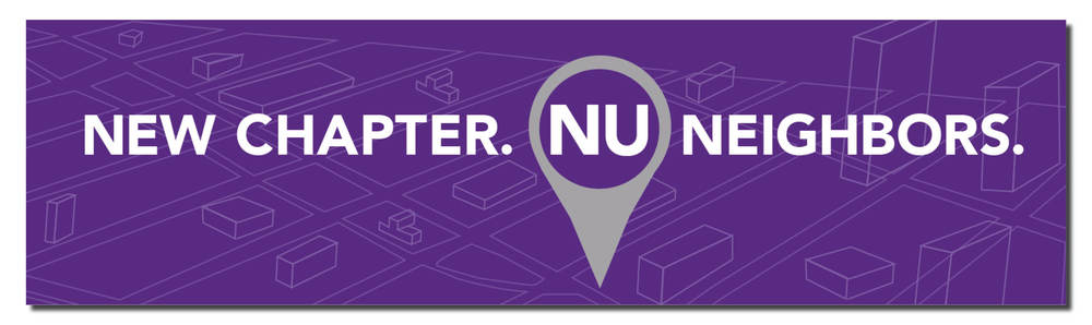 All images and graphics are property and courtesy of Northwestern University.