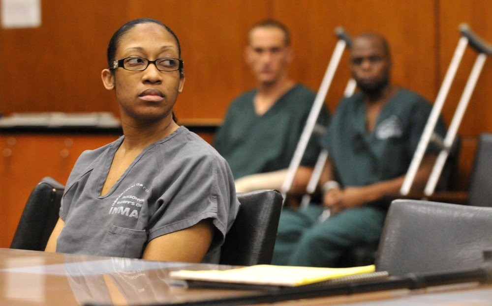 "UPDATED: JUL. 21, 2014  Jacksonvile, FL -- Marissa Alexander, the 34-year-old African-American woman who was sentenced to 20 years in prison for defending herself against her abusive former spouse, was released on $200,000 bail on Nov. 27.  She will remain under house arrest and electronic monitoring in her Jacksonville, Fla., home until her retrial, which is tentatively set for this coming March 31. Duval County Circuit Court Judge James Daniel has made a major ruling in the high-profile retrial of a Jacksonville woman. According to online court records, Daniel on Friday, July 18 issued an order denying a supplemental evidentiary hearing on ""Stand Your Ground"" immunity for Marissa Alexander, 33. Alexander is out of jail on bond facing three counts of aggravated assault with a deadly weapon. Her previous conviction on the charges was overturned on appeal before she was ordered released on home detention. via First Coast News"