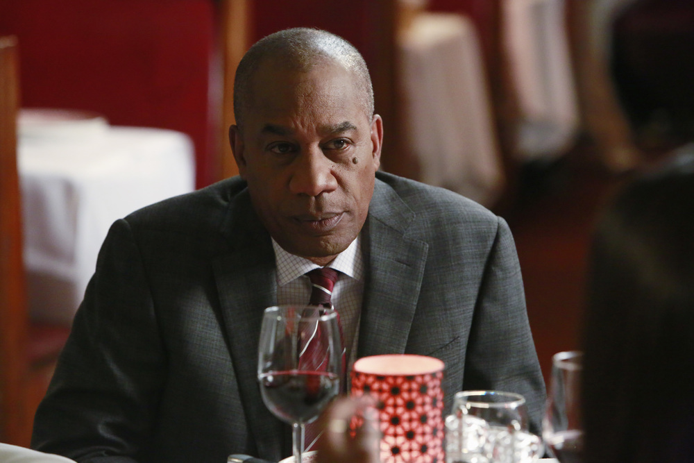 OUTSTANDING GUEST ACTOR IN A DRAMA SERIES JOE MORTON - SCNADAL