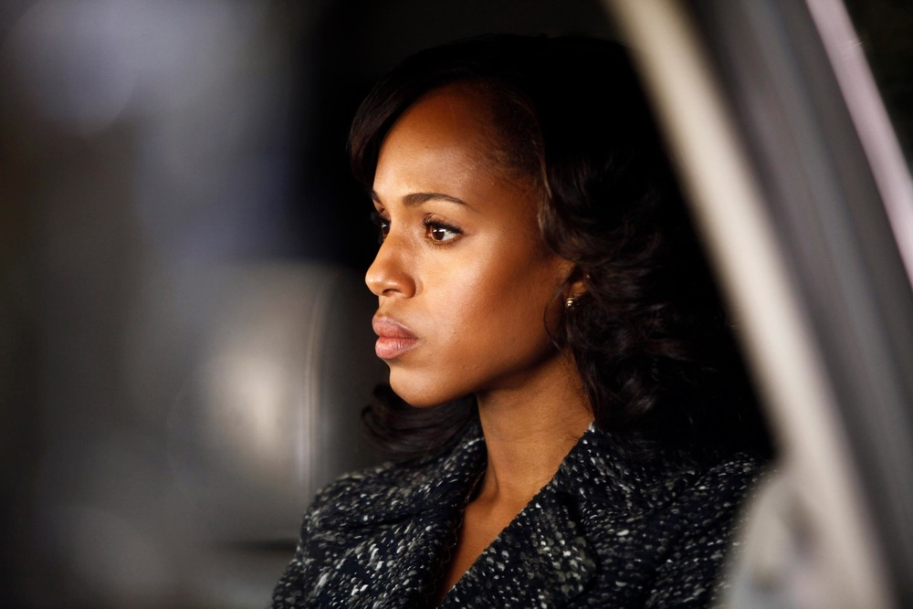 OUTSTANDING LEAD ACTRESS IN A DRAMA SERIES KERRY WASHINGTON - SCANDAL
