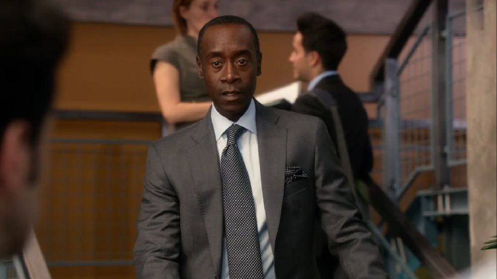 OUTSTANDING LEAD ACTOR IN A COMEDY SERIES DON CHEADLE - HOUSE OF LIES