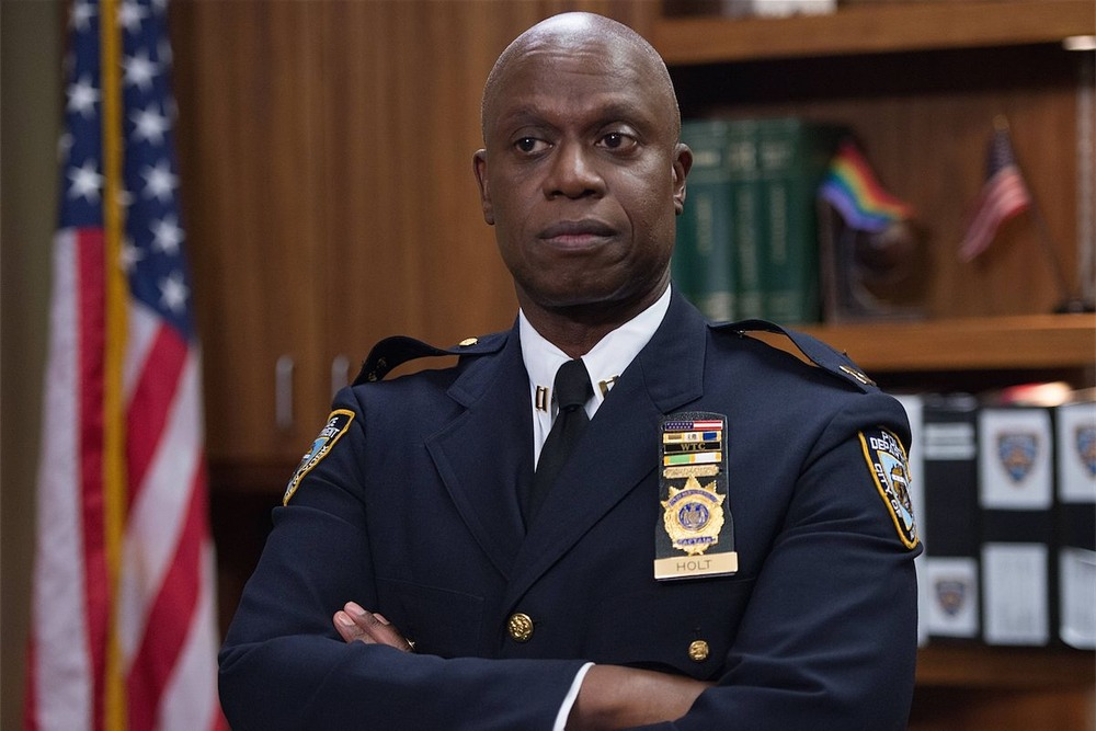 OUTSTANDING SUPPORTING ACTOR IN A COMEDY SERIES ANDRE BRAUGHER - BROOKLYN NINE-NINE