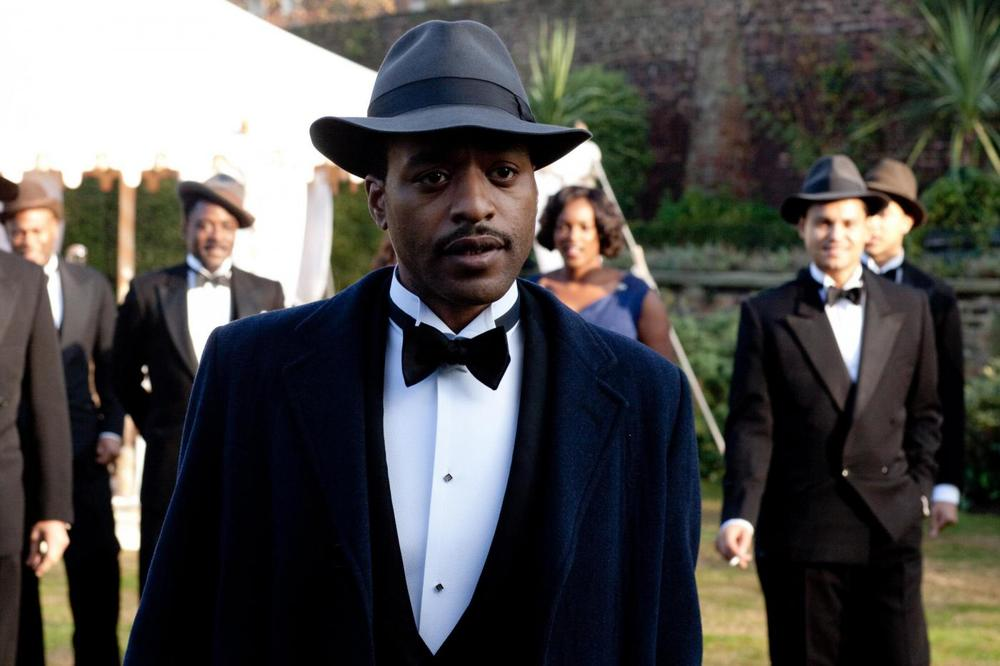 OUTSTANDING LEAD ACTOR IN A MINISERIES OR MOVIE CHIWETEL EJIOFOR - DANCING ON THE EDGE