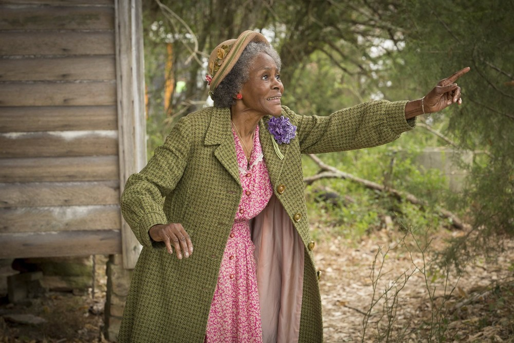 OUTSTANDING LEAD ACTRESS IN A MINISERIES OR MOVIE CICELY TYSON - THE TRIP TO BOUNTIFUL
