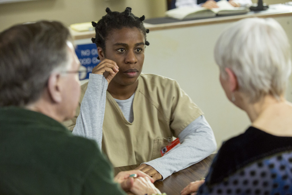 OUTSTANDING GUEST ACTRESS IN A COMEDY SERIES UZO ADUBA - ORANGE IS THE NEW BLACK
