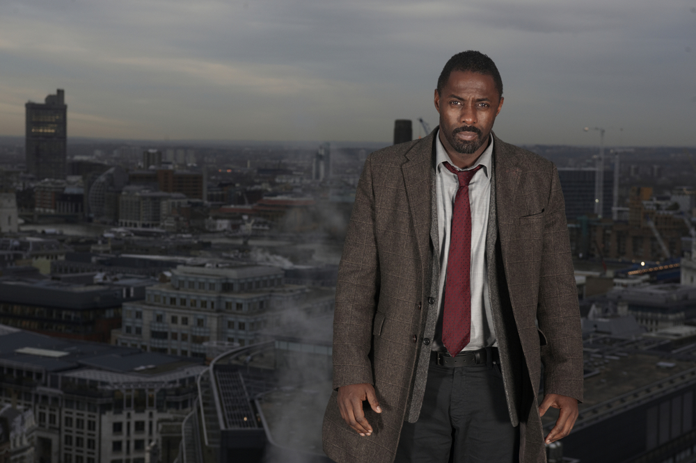 OUTSTANDING LEAD ACTOR IN A MINISERIES OR MOVIE IDRIS ELBA - LUTHER