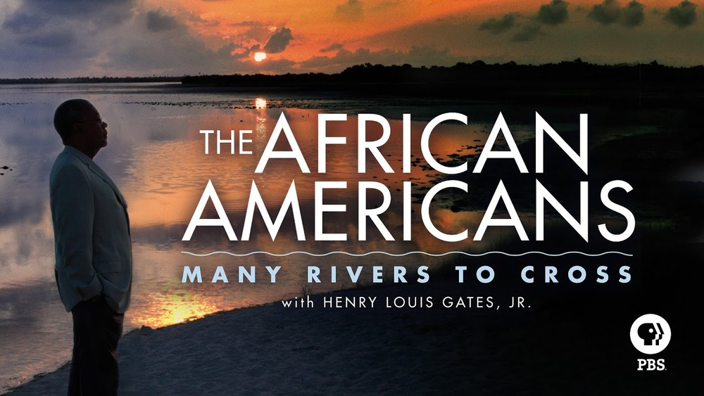 African Americans: Many Rivers to Cross - Harvard scholar Henry Louis Gates Jr. recounts African-American history in full, exploring a range of cultural, religious and social perspectives.
