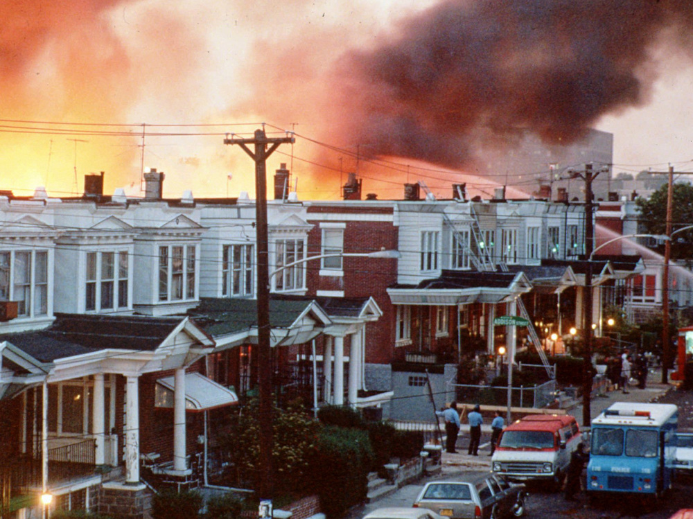 Let the Fire Burn - This thoughtful documentary dissects the fiery and ultimately tragic 1985 standoff between the extremist group MOVE and Philadelphia authorities
