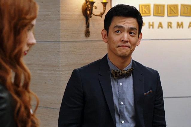 John Cho as Henry Higgins