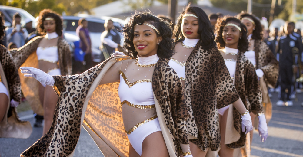Southern University's Dancing Dolls