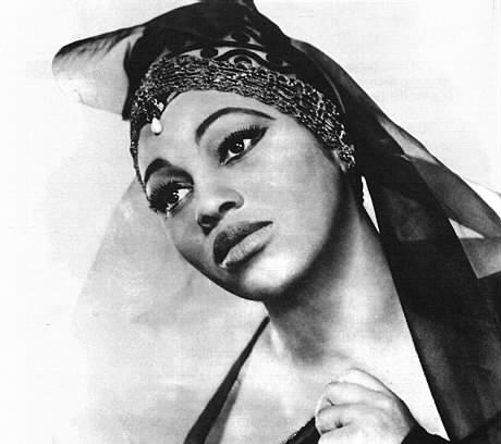 Leontyne Price (1927- )is widely regarded as the first African American to gain international acclaim as a professional opera singer.