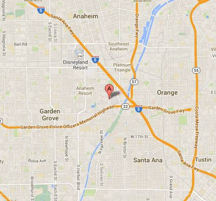 City of Orange 600 City Parkway Dr., Suite 660 Orange, CA 92868