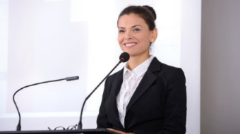 "NEW ONLINE COURSE: ""3 Steps to Becoming a Confident and Engaging Speaker"""