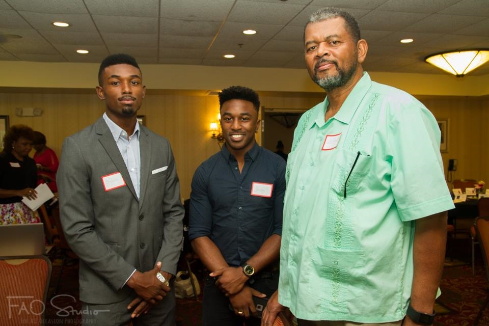 Styles Freeman, Sterling Freeman, and Will Early
