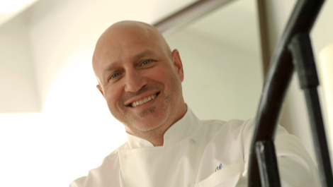 Yes, chef: Tom Colicchio fights to make your food better