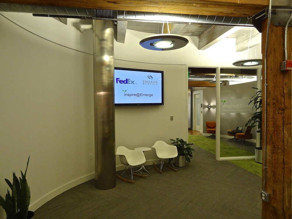 FedEx Innovation Center - Inspire@Emerge