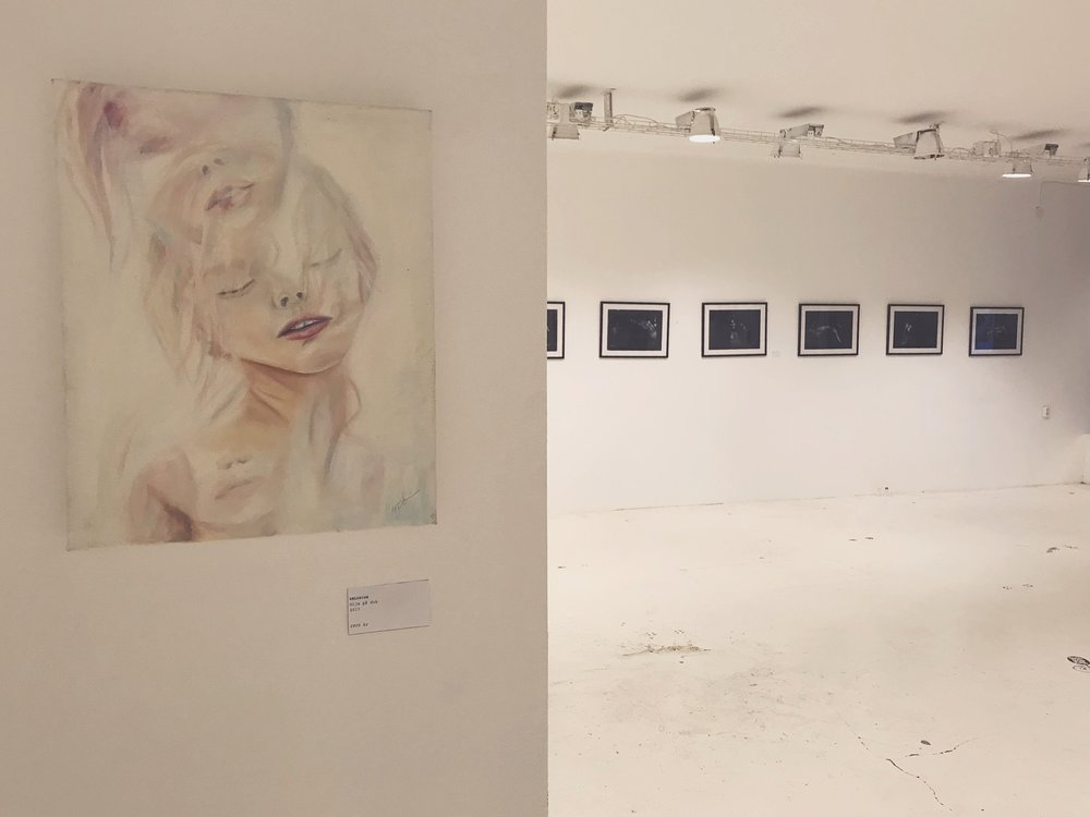 Solo exhibition, Västerås Sweden December 2017