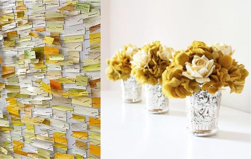 Inspiration | Marigold/Goldenrod/Mustard+ Cream — Ruie + Grace