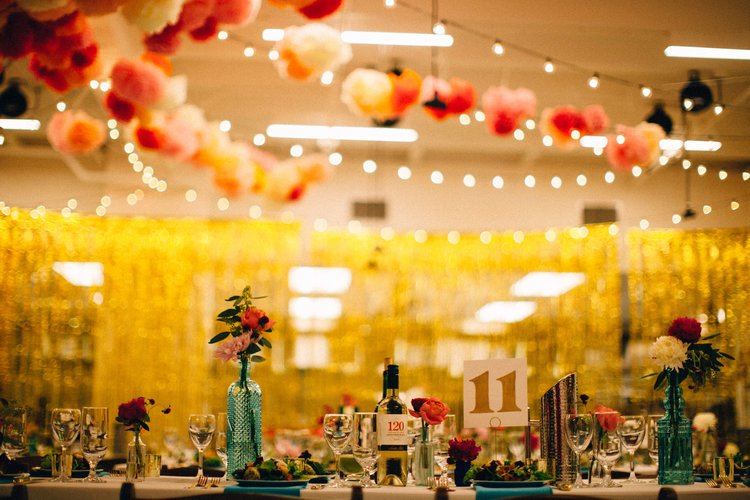 Washingtonian - 16 Coolest DC Weddings of 2016 {Article}